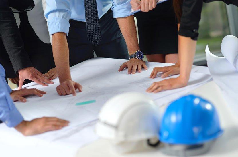 Los puestos más demandados y mejor pagados del sector de la construcción e inmobiliario